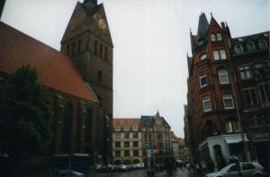 Marktkirche in Hannover, Germany